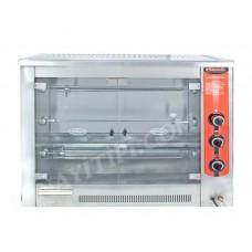 20 Piliçli Tamburlu Piliç Çevirme Makinesi