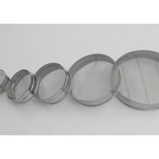 30 cm Sık Çelik Un Elekleri