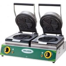 İkili Waffle Makinesi