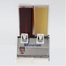 İkili Şerbetlik Limonata Makinası